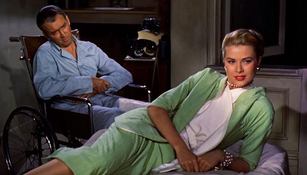 rear-window-1954-jeff-jefferies-lisa-carol-fremont-green-dress-grace-kelly-james-stewart-review-alfred-hitchcock